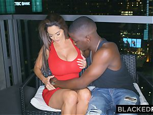 BLACKEDRAW Ava Addams Is drilling big black cock And Sending pics To Her husband