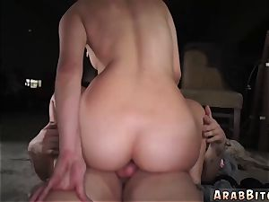Arab boy milky chick and muslim housewife Aamir s Delivery