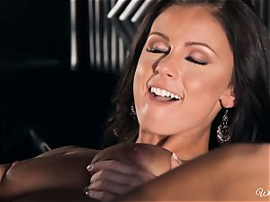 Ariana Marie and Whitney Westgate lesbo wishes