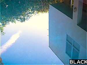 BLACKED cuckold milf Brandi enjoys first-ever ginormous black knob