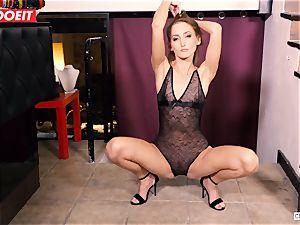 LETSDOEIT - Kira Gets harsh torture at bondage & discipline party