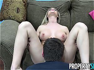 PropertySex super-naughty Jessa Rhodes fucks Her Step nephew