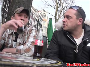 cockblowing dutch hooker spoils tourist