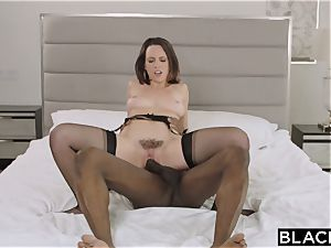 BLACKED Spoiled Rich lady Cheats With two BBCs