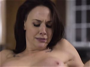 Spoiled pt 2 Chanel Preston gets her red-hot cunt handled