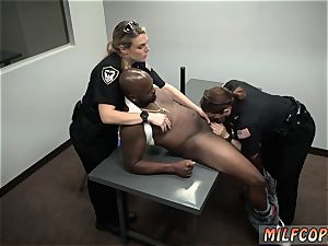 inexperienced all holes We ran their IDs and found the perp who was getting his shaft massaged