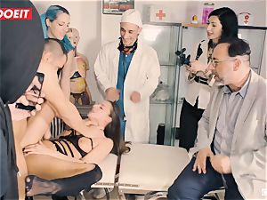 LETSDOEIT - Amirah Is abused at her very first bondage & discipline soiree