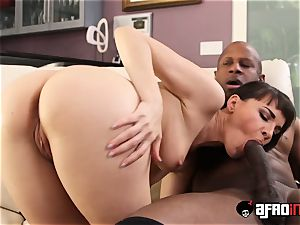 inviting Dana DeArmond bashed before IR jizm in facehole