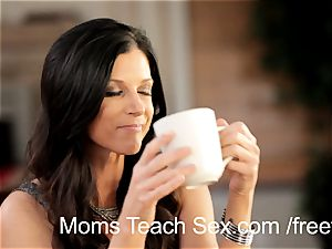 nubile couple plumbs red-hot mommy