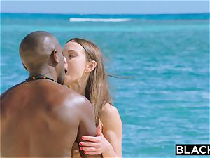 BLACKED molten wifey Cheats With bbc on Vacation