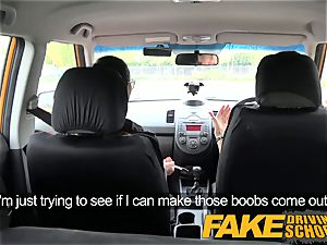 faux Driving college wondrous string on fun for new driver