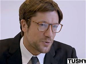 TUSHY Eva Lovia buttfuck movie part three