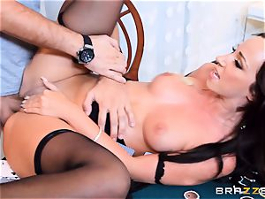 succulent wifey Jada Stevens gets nailed in the arse