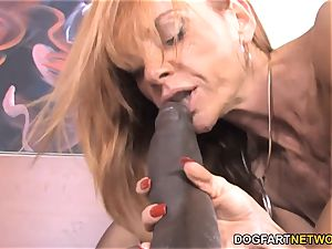 Janet Masons Becoming An experienced In interracial fuck-a-thon