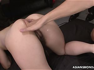 spurting like horny and she fellates some penises