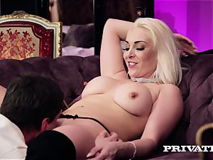 Private.com - buxomy Victoria Summers bj's and pounds