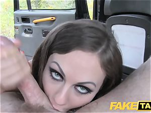faux taxi Posh ladies turgid coochie and butt screwed