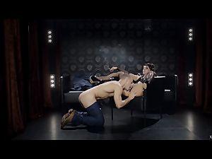 xCHIMERA - Hungarian Amirah Adara fetish internal ejaculation drill