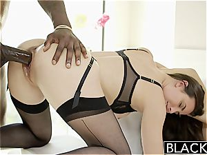 BLACKED two hottest pals Share a enormous ebony man sausage