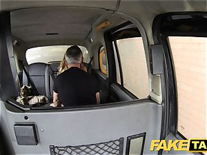 fake cab butt licking suntanned honey with lil' rosy fuckbox