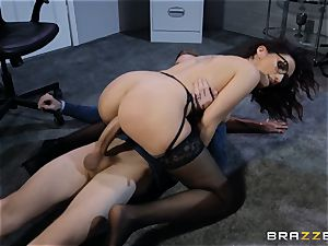 Amina Danger getting banged by a massive dick